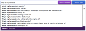 """""""Why"""" questions. Easily answered for your HVAC unit."""