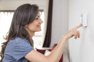 Home Thermostat HVAC